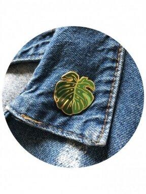 BERRYLIGHTS  pin   MONSTERA