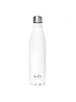 BUTTI buteliukas |TITANIUM PURE WHITE