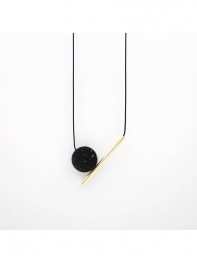 Kaklo papuošalas | BLACK