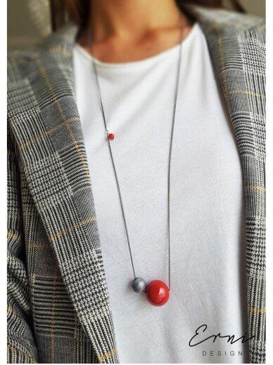 Kaklo papuošalas | RED