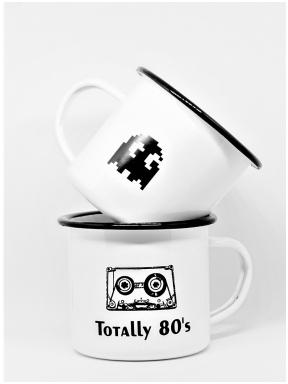 KIETAS PUODELIS TOTALLY 80's