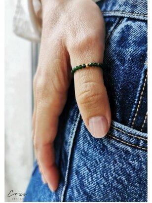 Žiedas | Linė